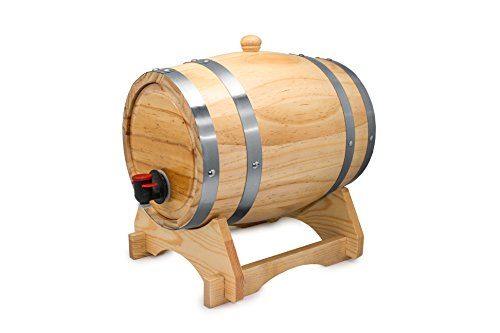 Vin Bouquet Dispenser di Vino, Legno, Marrone, 31 x 22 x 23.5 cm, 3 unità