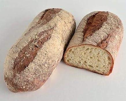 石窯ライ麦ブレッド 1個(約500g、約32×14×9cm目安)【冷凍パン】【朝食】(mk)(127961)