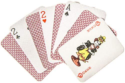 Minijuego de cartas (54 cartas, aprox. 4 x 3 cm)