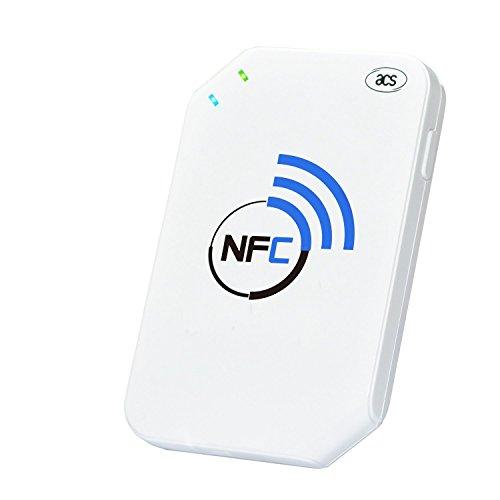 ACR1255U-J1 NFC Bluetooth Lectores de Tarjetas de Memoria Externos 13,56 MHz ISO 14443/ISO 18092