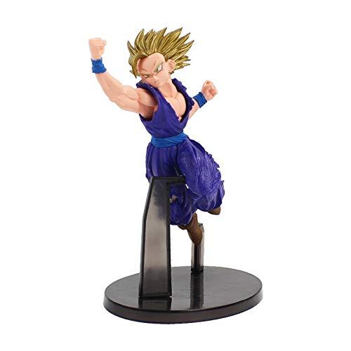 17 cm Dragon Ball Super Saiyan 2 Son Gohan Shouryuukenn Gohan PVC Figura Juguete Coleccionable