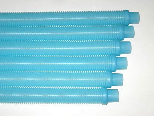 Great Deal! ( pool and spa repl parts ) 6 Pool Cleaner Hoses Kreepy Krauly 48 ea (24 ft) Aqua