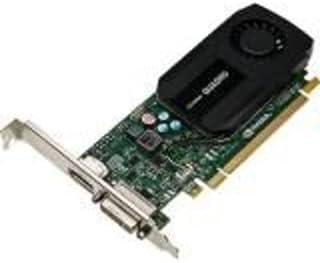 HP N1T07AT - Tarjeta gráfica NVIDIA Quadro K420 - Quadro K420-2 GB DDR3 - PCIe 2.0 x16 Perfil bajo - DVI, DisplayPort - para estación de Trabajo Z440, Z640, Z840