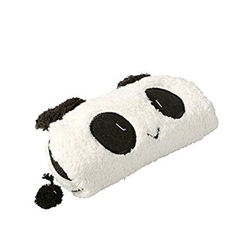 Gespout Trousse Tissu Panda Sac de Rangement Organisateur des Cosmétiques de Voyage Zipper Sac Pochette Petit Porte-monnaie Style 3