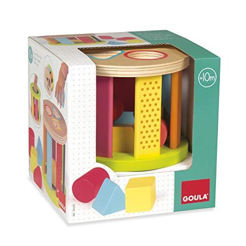Goula- Tambor formas geométricas - Juego de habilidad a partir de 10 meses
