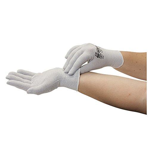 WETEC ESD-Handschuhe, antiallergen, 2XL