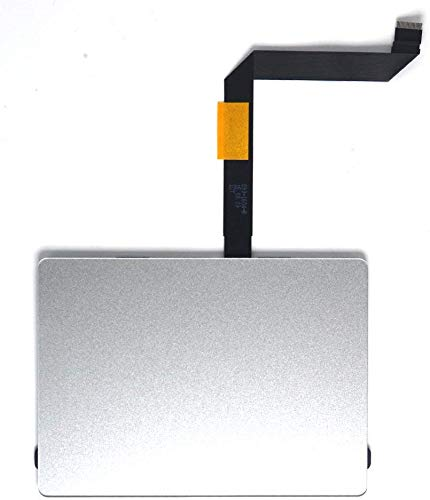 """Willhom Trackpad Touchpad with Flex Cable 593-1604-B Replacement for MacBook Air 13"""" A1466 (Mid 2013, Early 2014, Early 2015, Mid 2017)"""