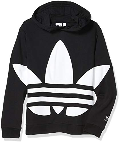 adidas Originals Kids Big Trefoil Hoodie Sweatshirt
