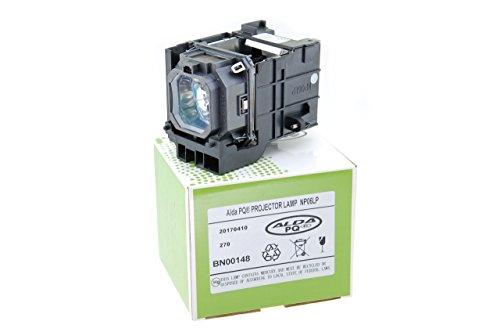 Premium Beamerlampen NP06LP - Lámpara de proyección para proyectores NEC NP3251, NP3150G2, P2150, NP3250W, NP3250, NP3151W, NP3151, NP3150, NP2250, NP2150, NP1250, NP1150