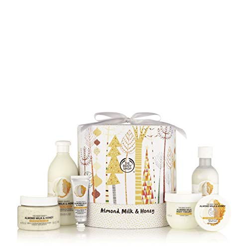 The Body Shop Almond Milk & Honey Ultimate Collection Gift Set