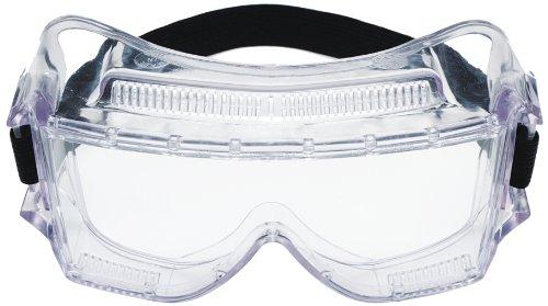 3M Centurion Safety Impact Goggle 452, 40300-00000-10 Clear Lens 10 ea/case