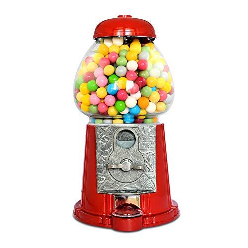 Kauwgom automaat rubberen bal automaat spaarpot + 300 g kauwgummis