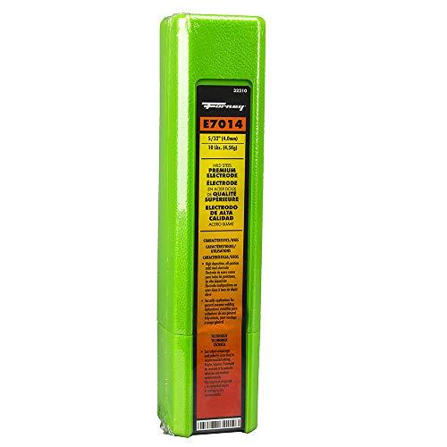 Forney 32210 E7014 Welding Rod, 5/32-Inch, 10-Pound