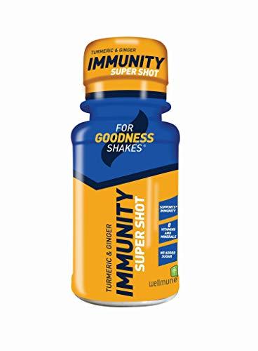 For Goodness Shakes Immunity Super Shot, 60ml - Pack of 12'
