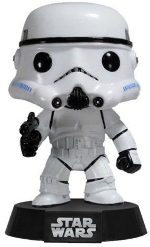 POP! Bobble - Star Wars: Stormtrooper