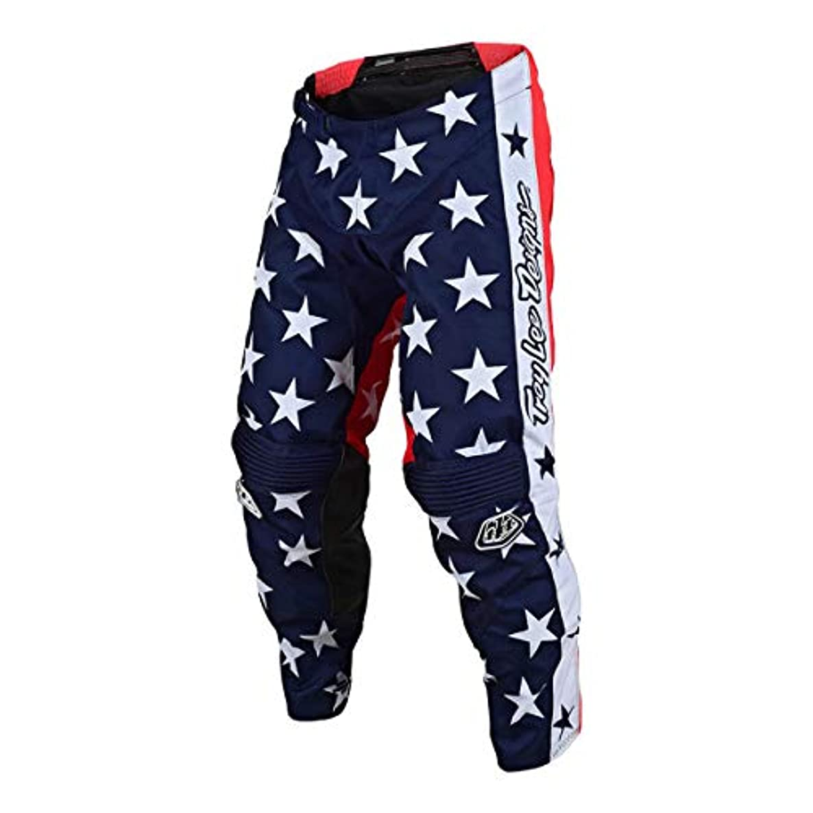 Troy Lee Designs GP Independence Limited Edition Men's Off-Road Motorcycle Pants - Navy/Red / 28