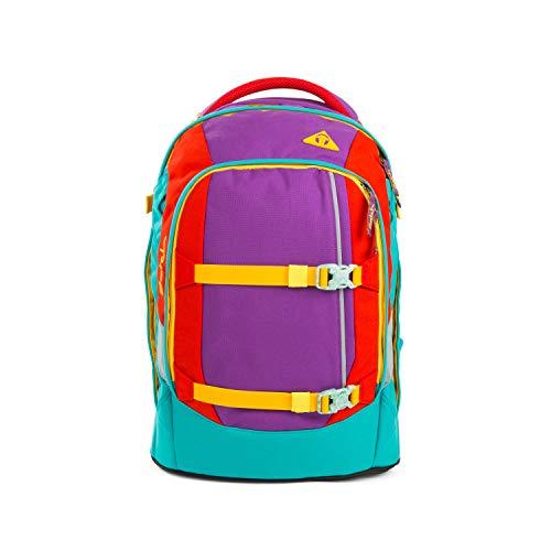 Preisvergleich Produktbild Satch pack Schulrucksack - ergonomisch,  30 Liter,  Organisationstalent - Flash Runner - Lila