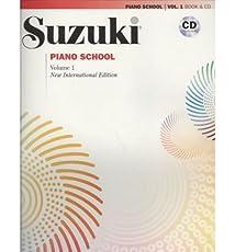 Image of Suzuki Piano School. Brand catalog list of .