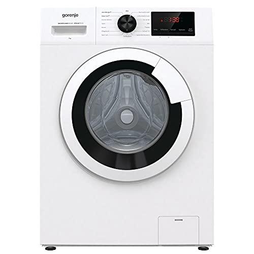 Gorenje WHP 74 EPS Waschmaschine / 7 kg/ 1400 U / min / Edelstahltrommel / 15 Programme / AquaStop/ Carbotech/ Kindersicherung/ SterilTub/ mit Dampffunktion