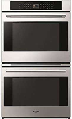 "Fulgor Milano F7DP30S1 30"" 700 Series 8.8 cu. ft. Total Capacity Electric Double Wall Oven in Stainless Steel"