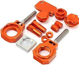 Orange Bling Kit for KTM SX/SXF 07-12, EXC-F 07-15, 125 150 250 350 450 505 530