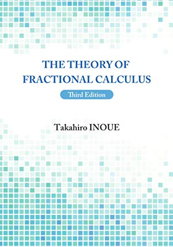 [画像:The Theory of Fractional Calculus (Third Edition)]