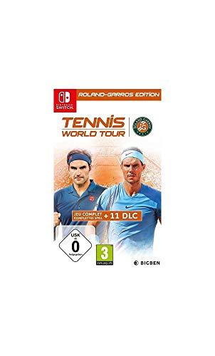 Tennis World Tour - Roland Garros Edition SWITCH