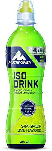 Multipower Iso Drink Pompelmo-Lime 50Cl - 50 Gr
