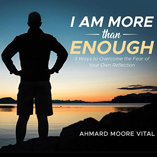 I Am More Than Enough audiobook cover art