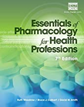 Essentials of Pharmacology for Health Professions by Bruce J. Colbert (14-Apr-2014) Paperback