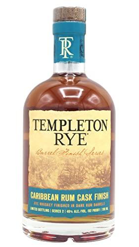 Templeton - Series 2 - Caribbean Rum Cask Rye - Whiskey