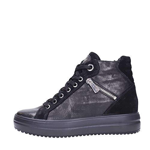 IGI&CO 4154300 Sneakers Donna Black 38