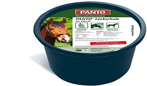 Panto Pferdefutter, Mineralleckschale 10 kg, 1er Pack (1 x 10 kg)