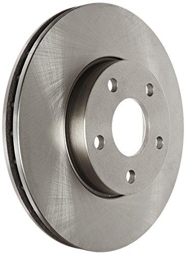 ACDelco Silver 18A2841A Front Disc Brake Rotor