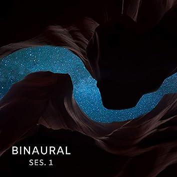 Binaural, Deep Sleep Binaural Beats Session 1