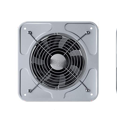 Yousiju Ventilador de escape para baño Axial Ventilador de escape Ventilador de cocina Ventilador de hogar Potente campana de rango silencioso