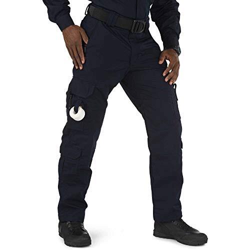 5.11 Taclite Men's EMS Pant, 42-30, Dark Navy