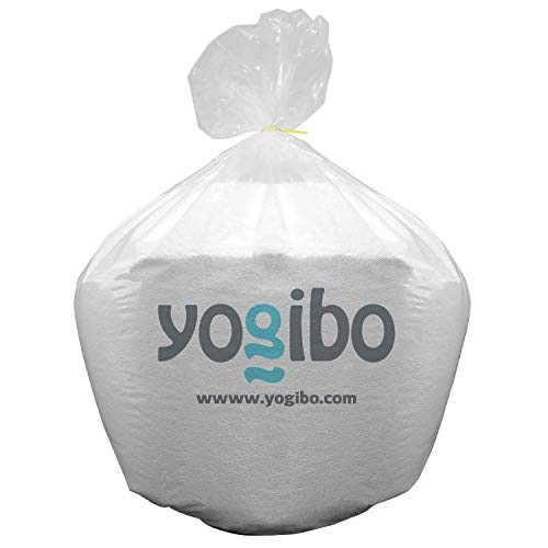 Yogibo Bean Bag Refill Beads - 18 Inch Cubic Box, 3 Pounds