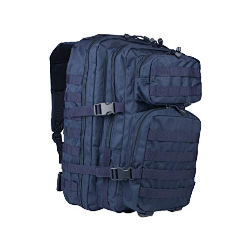 Mil-Tec US Assault Pack Backpack,L,Dunkelblau