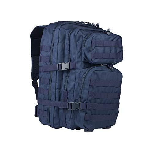 Mil-Tec EE.UU. Mochilla Assault Pack (Small/Azul Oscuro)
