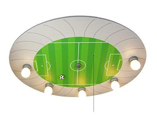 Niermann Standby 668A A++ to E, Deckenleuchte Fußball-Stadion