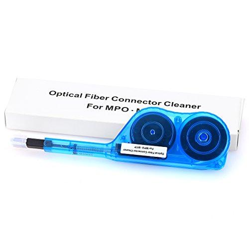 Cruiser Limpiador de conectores de fibra óptica MTP/MPO limpiador de mamparos