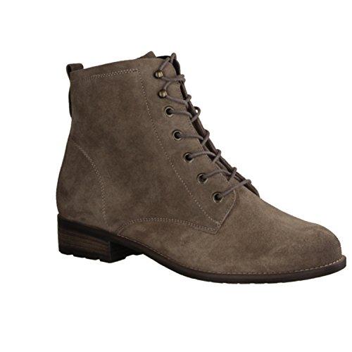 Semler ZARA Z20183041037 Damen Stiefel, Beige 37 EU