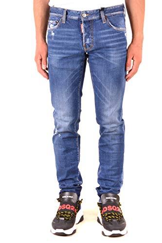 DSQUARED2 Jeans Slim Fit, Blau 52 EU
