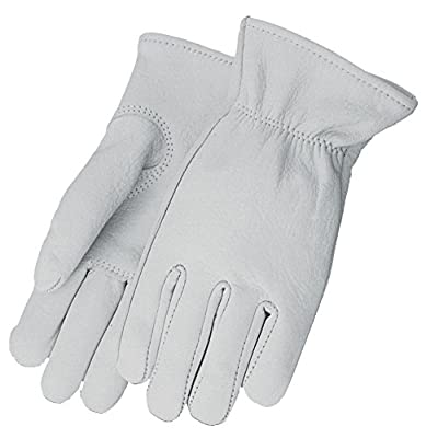 American Made Leather Work Gloves