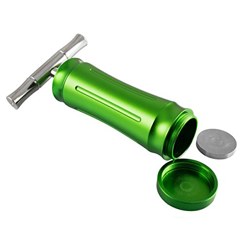 Find Discount T Handle Herb Pollen Press Heavy Duty Tobacco Hash Compress 5.0''