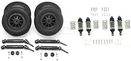 Parts Accessories FR Aluminum Shock Axle #45 Absorber NEW before selling Denver Mall +Steel