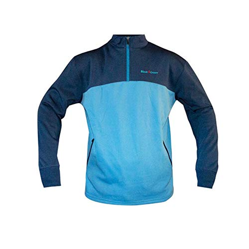 Black Crown Sudadera ALP Azul