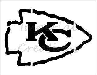 KANSAS CITY CHIEFS KC Football 8.5