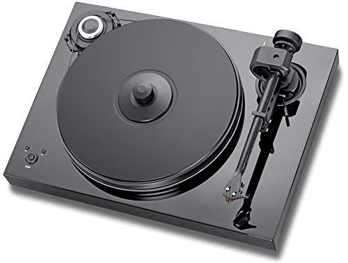 Pro-Ject Xperience Classic SuperPack Plattenspieler (Tonabnehmer Ortofon 2M Bronze) pianolack schwarz